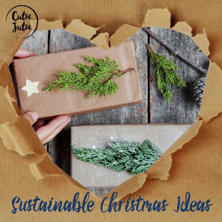 Sustainable Christmas Xmas ideas