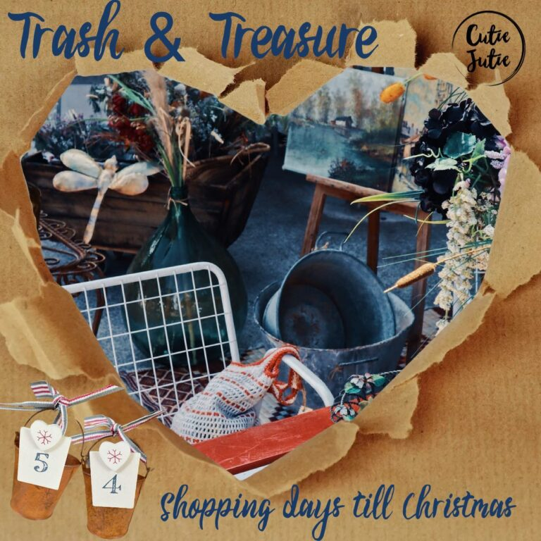 Trash and Treasure Christmas Xmas